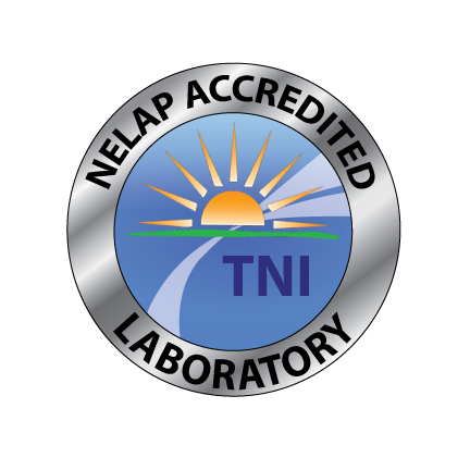 NELAC Logo for NELAC Accredited Lab #11441